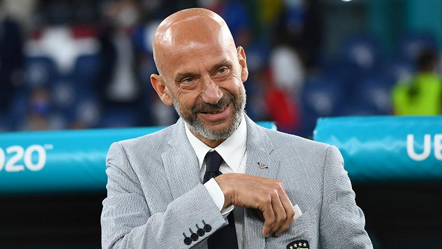 Джанлука Виалли— образец мужества. Онделает сборную Италии одной большой семьей
