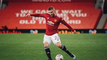 «Манчестер Юнайтед» предложит Шоу новый контракт после Евро