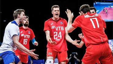 Мужская сборная России поволейболу огласила окончательную заявку наОлимпиаду вТокио