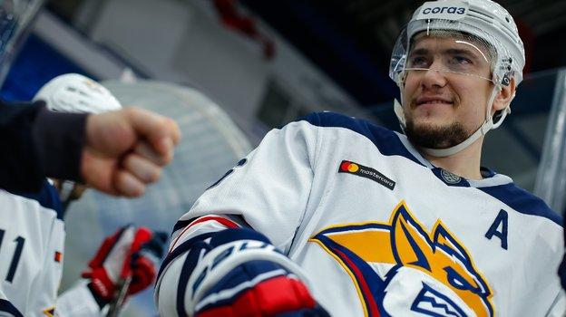 Сергей Плотников. Фото ХК «Металлург»