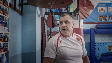 Михаил Илюхин. Фото Юрий Голышак, «СЭ»
