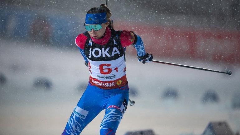 Евгения Павлова. Фото Getty Images