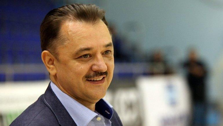 Сергей Козлов. Фото amfr.ru