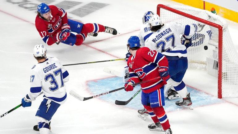 Рано хоронить «Монреаль»! 0-4 вфинале небудет, ароссийский защитник шикарно дебютировал всерии