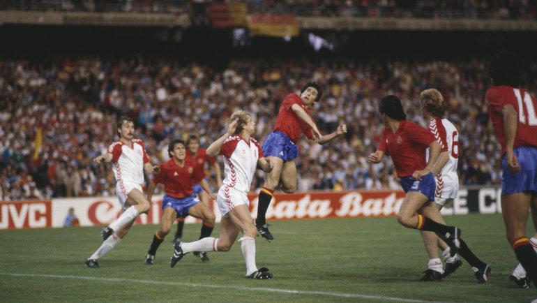Датчане заслужили полуфиналЧЕ своей историей. Уних была крутая команда задолго дотриумфа наЕвро-1992