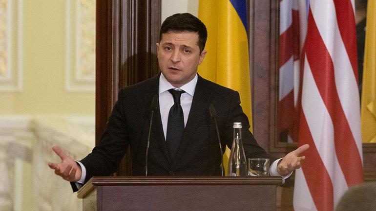Владимир Зеленский. Фото Getty Images