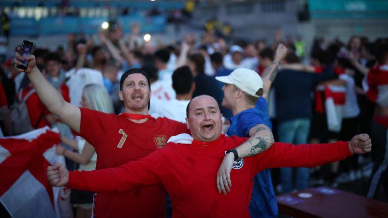 Вся Англия снова поет Football's coming home. История главного музыкального хита Евро-2020