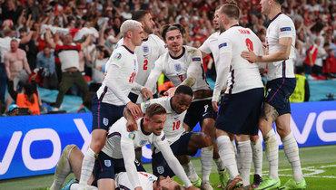 Англия— вфинале Евро. Футбол возвращается домой через черный ход после левого пенальти