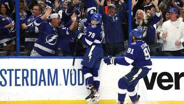 Кучеров— среди лучших россиян вистории НХЛ! Без него у «Тампы»бы небыло Кубка Стэнли