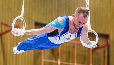 Подозреваемый вдопинге звездный украинский гимнаст незаявлен наОлимпиаду-2020