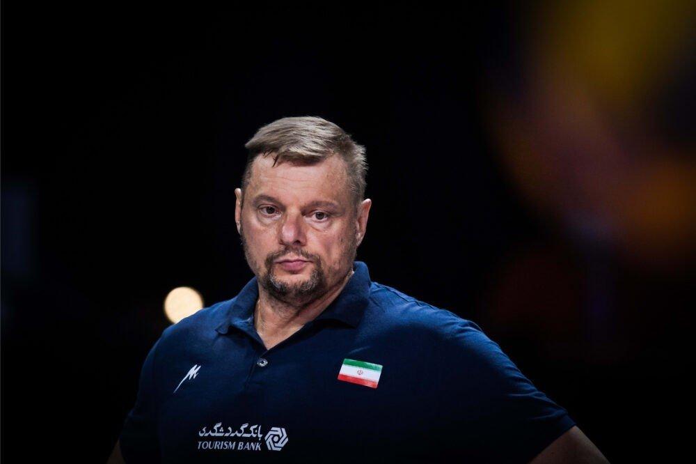 «Онмарионетка иприехал только заденьгами». Иранский волейболист жестко наехал наАлекно