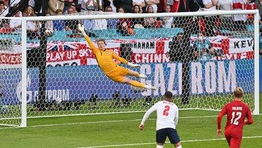 Дасаев: «Пикфорд допустил ошибку вмоменте спропущенным голом вполуфинале Евро»