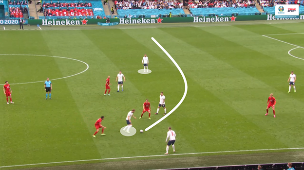 Забудьте про спорный пенальти. Англия полностью доминировала изаслужила выход вфинал