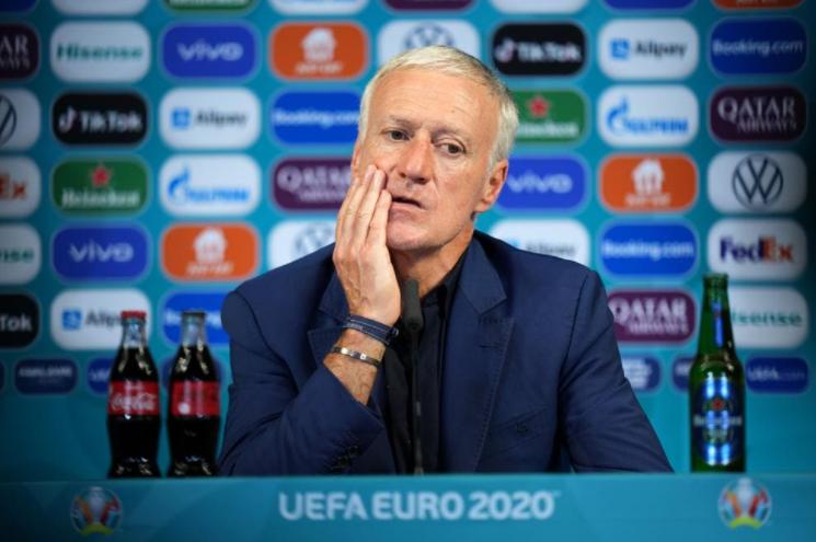 Дидье Дешам. Фото UEFA.com