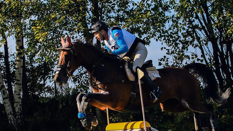 Участник Олимпиады 2012 года вЛондоне Михаил Настенко. Фото ФКСР, fksr.org