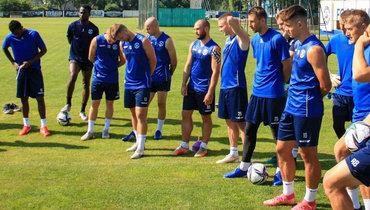Брестское «Динамо» проведет домашний матч Лиги конференций вЕреване