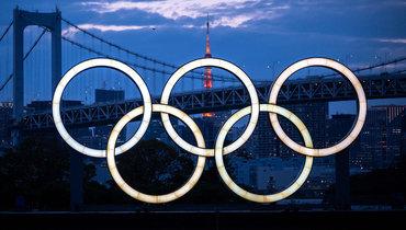 Олимпиада-2020 вТокио.