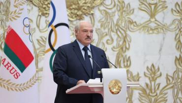 Лукашенко: «К сожалению, спорт давно уже стал разменной картой в политике»