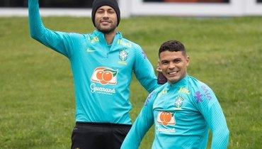 Неймар показал фото перед финалом Кубка Америки Аргентина— Бразилия
