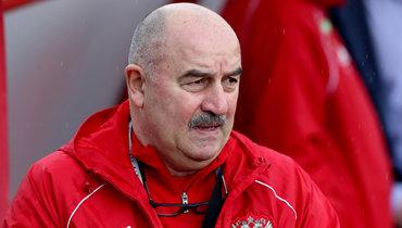 Черчесов рассказал, почему Россия проводила контрольные матчи сБолгарией иМолдавией, ане сФранцией