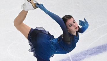 Щербакова рассказала оподготовке колимпийскому сезону