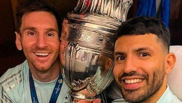«Барселона» после победы Месси и Агуэро на Кубке Америки: «Миссия выполнена»