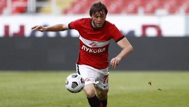 «Спартак»— «Сочи»: Мирзов перекинул вратаря изабил впустые ворота