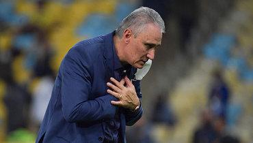 Тите— опоражении сборной Бразилии вКубке Америки: «Это был антифутбол»