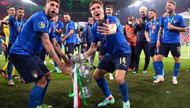 Смородская считает, что сборная Италии неявляется сильнейшей вЕвропе
