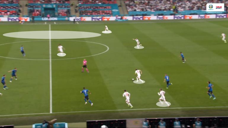 Полтора удара вствор за120 минут— приговор для Англии. Она ничего несмогла предъявить Италии