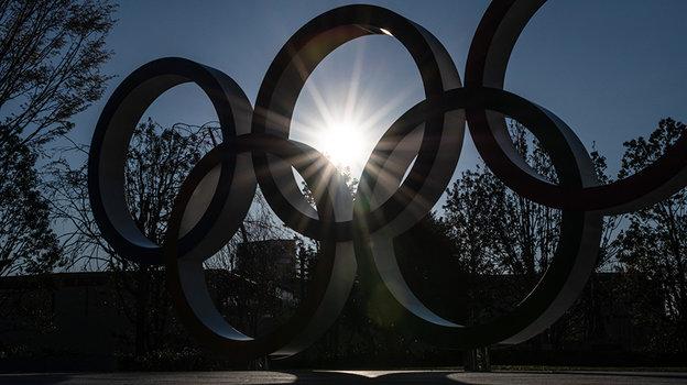 Олимпийские кольца. Фото Getty Images