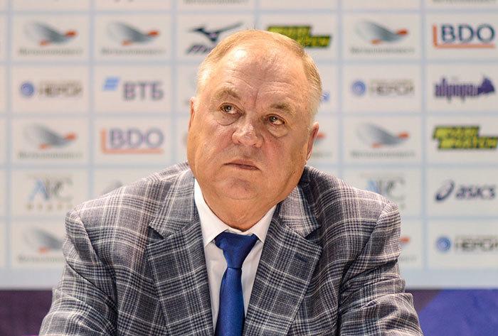 Геннадий Шипулин. Фото ВК «Белогорье».