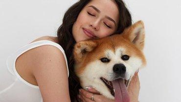 «Собака— лучший друг человека». Загитова выложила милейшие фото сживотными