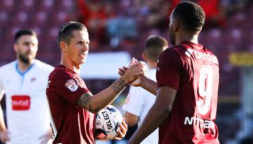 ЧФР победил в1-м отборочном раунде Лиги чемпионов благодаря отмене правила выездного гола