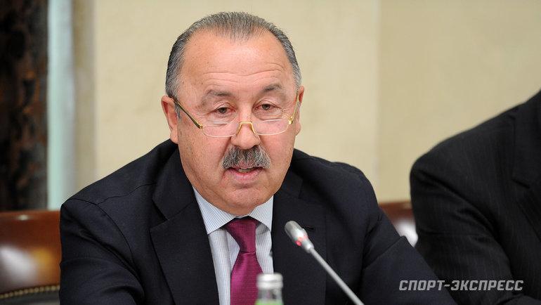 Валерий Газзаев. Фото Алексей Иванов, -