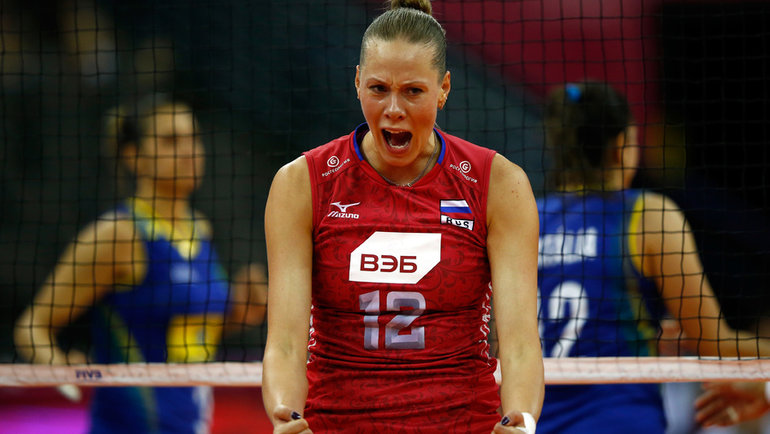 Екатерина Орлова. Фото Getty Images