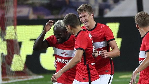 «Спартак»— «Рубин»— 4:0, обзор товарищеского матча, видео голов, 14июля 2021 года