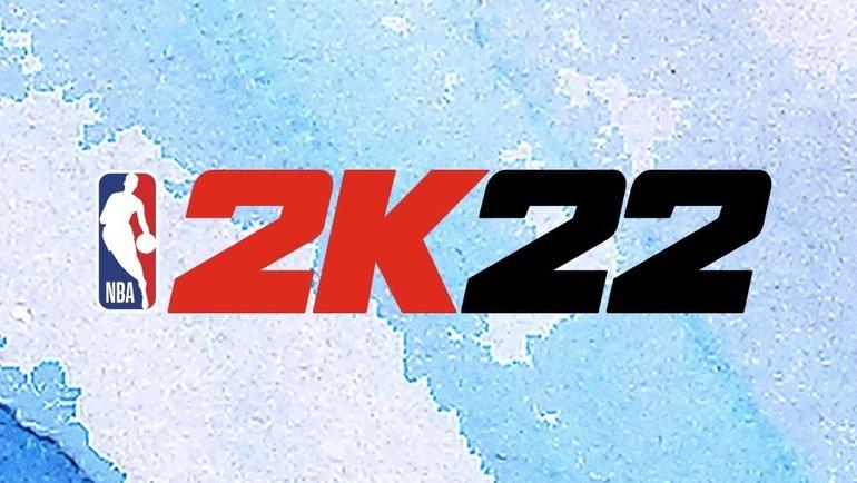 Логотип NBA 2K22. Фото Twitter