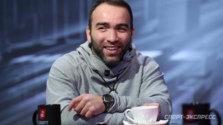 Камил Гаджиев. Фото Федор Успенский, «СЭ» / Canon EOS-1D X Mark II