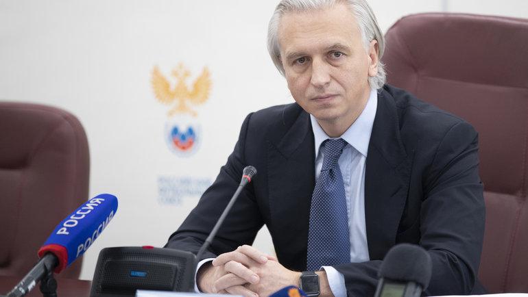 Александр Дюков. Фото РФС