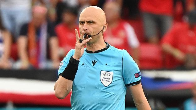 Каким было судейство начемпионате Европы пофутболу-2020, Сергей Карасев среди лучших арбитров