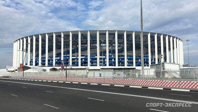 """Стадион """"Нижний Новгород"""". Фото «СЭ»"""