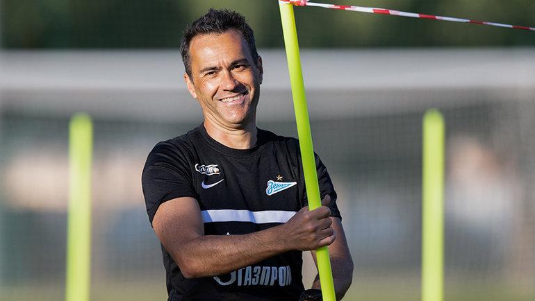 Наш человек— чемпион Европы. Интервью тренера сборной Италии и «Зенита»