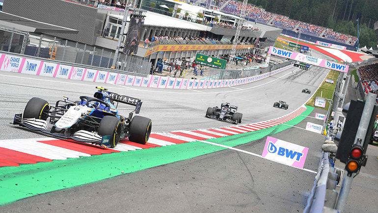 В «Формуле-1» дебютирует спринт. Фото AFP