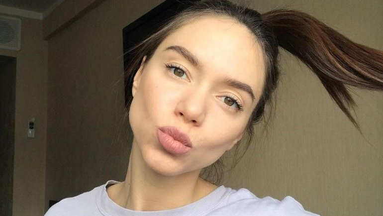 Александра Евстюнина. Фото Instagram