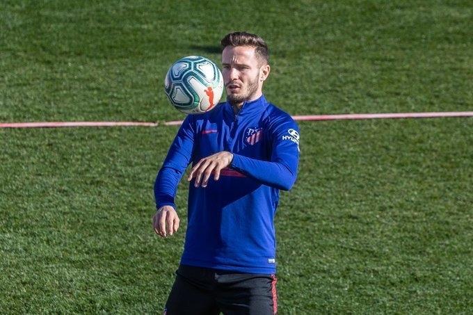 Сауль Ньигес. Фото Football Espana
