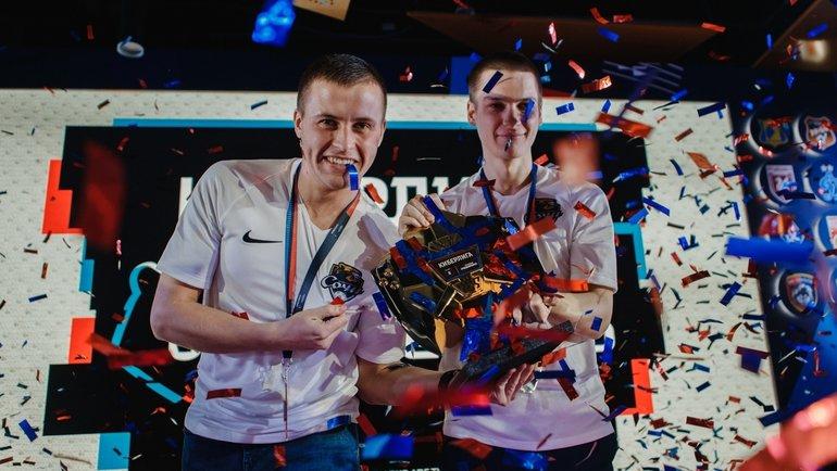 Сергей «komario14» Ванюшин (слева). Фото Instagram