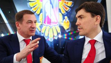 Никитин: «Сборная России — это святое, но на данный момент разговоров не было»