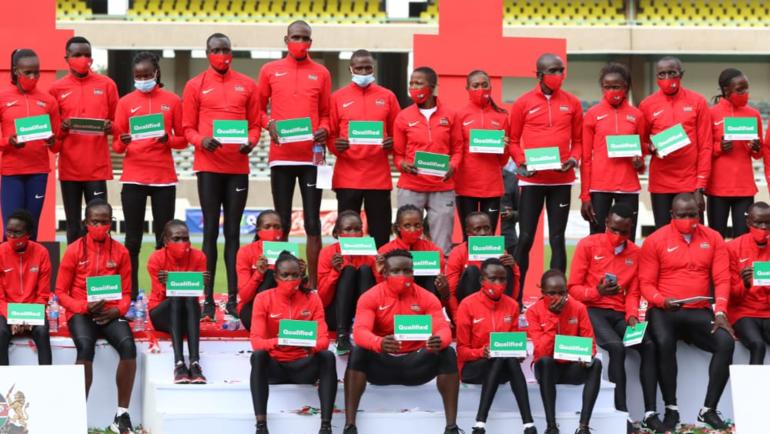Двое кенийцев непопали наОлимпиаду из-за проблем сдопинг-тестированием. Фото Twitter