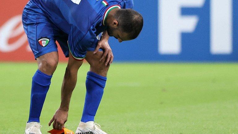 ФИФА тестирует новые правила. Фото AFP
